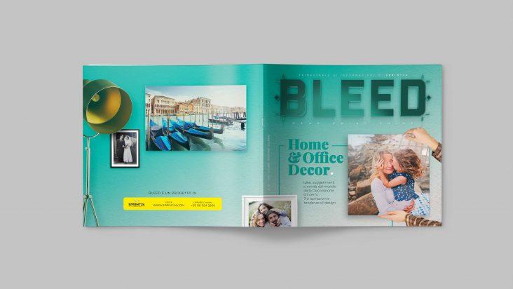 Bleed: in uscita il nuovo numero del magazine di Sprint24