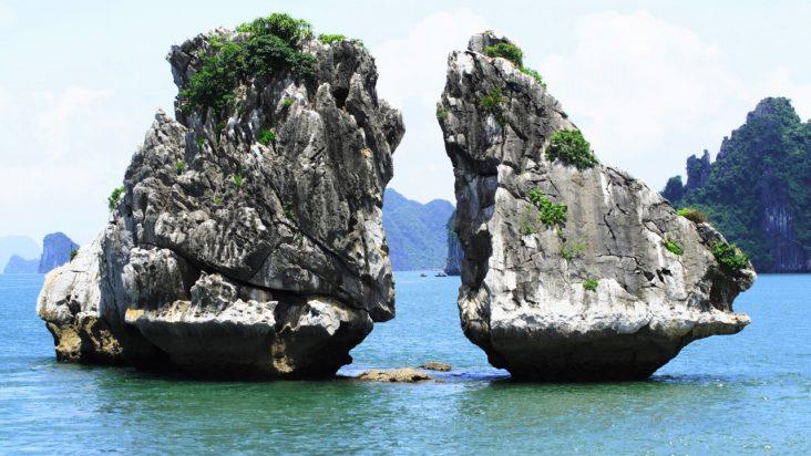 Crociera  nella Baia di HaLong o nella Baia di Lan Ha?