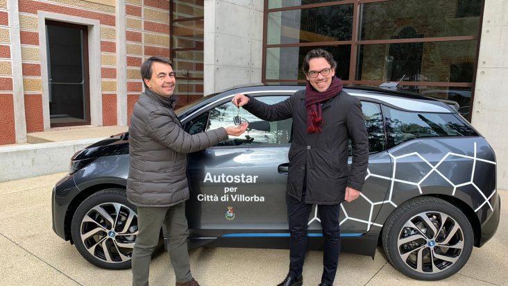 Mobilità sostenibile a Villorba: una vettura elettrica al Comune