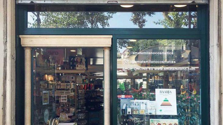 Bioprofumeria e Cosmetici Naturali AmaTè Milano