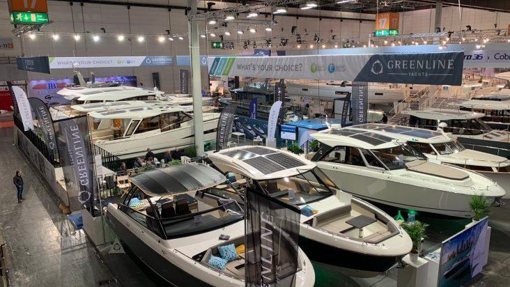 Greenline Yachts al Salone Nautico di Düsseldorf