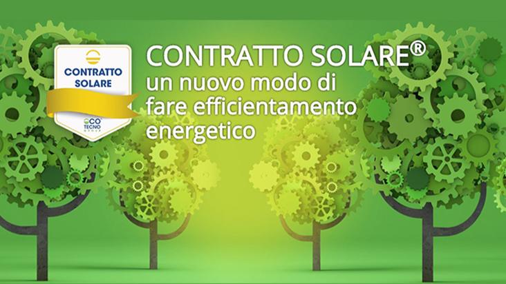 Ecotecno Group – Impianti fotovoltacie solari termici
