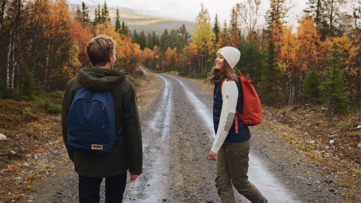Zaino in spalla: il back to school è firmato Fjällräven