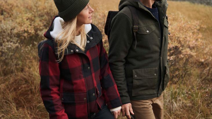 Fjällräven presenta la collezione Re-Wool in lana eticamente responsabile