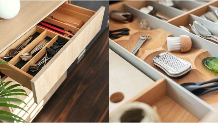 Ogni cosa al suo posto: le soluzioni TEAM 7 in legno naturale