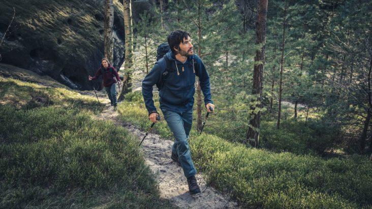 Nuova Hanwag BANKS: il piacere di camminare inizia dai piedi
