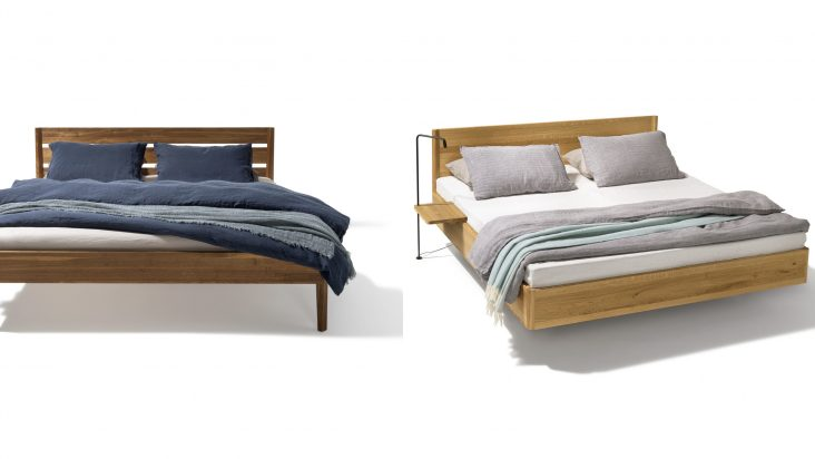 TEAM 7 presenta light e times, nuovi letti in puro legno naturale