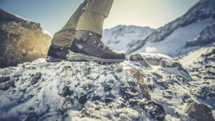 Hanwag Banks Winter: l'evoluzione a prova di inverno di un classico del trekking